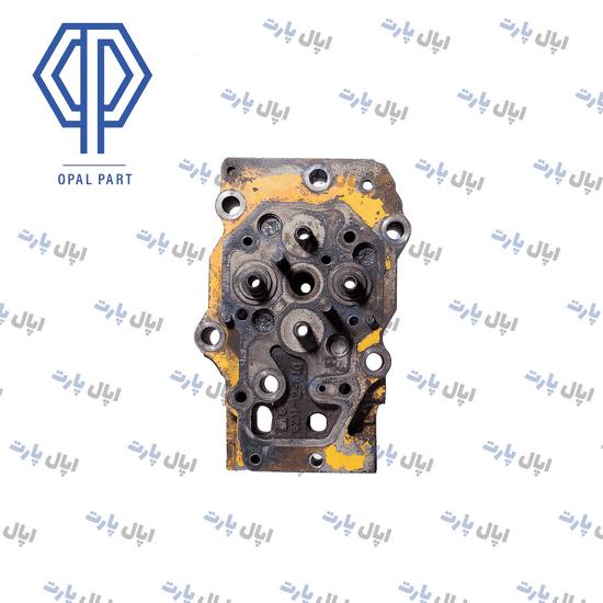سرسیلندر موتور SA6D140E-2 بولدوزر D155A-2 کوماتسو