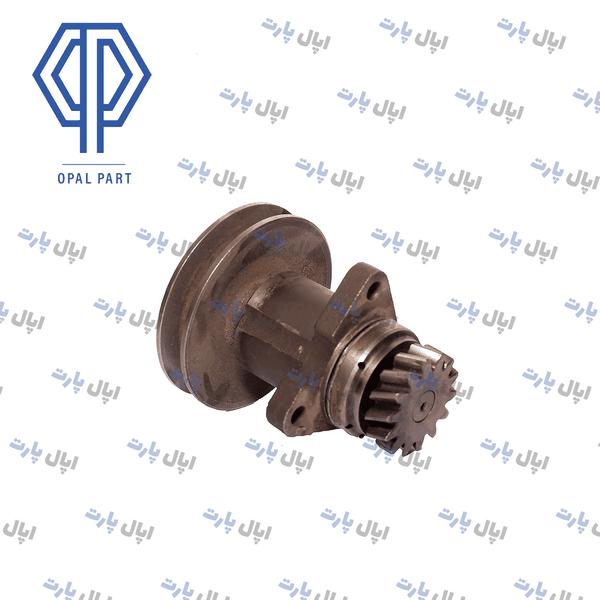 راه انداز جلو موتور SA6D140E-2 بولدوزر D155A-2 و دامپ تراک HD325-5 کوماتسو