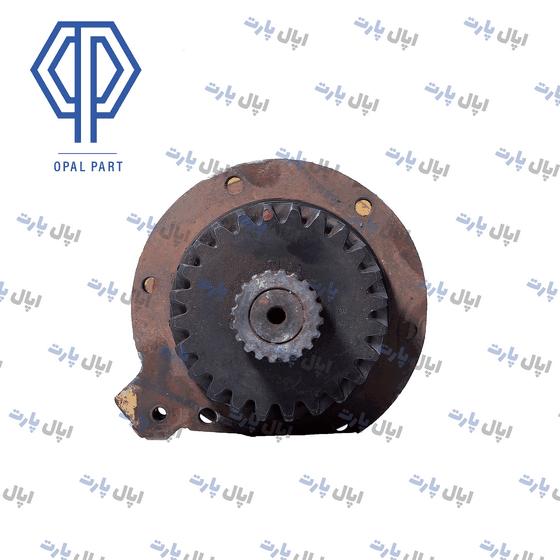 راه انداز پمپ باد موتور S6D170 لودر WA600-1 کوماتسو