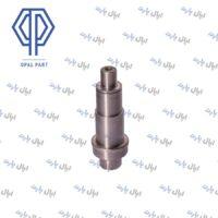 شافت راهانداز پمپ باد موتور 1-170 لودر WA600-1 کوماتسو