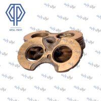 عینکی پمپ هیدرولیک لودر WA600-1 کوماتسو