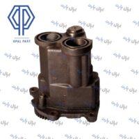 اویل پمپ موتور 3-170 لودر WA600-3 کوماتسو